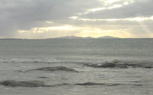 The seas at Loch Duart